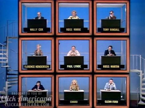 celebrity game shows on tv the hollywood squares game show intro 1966 click americana