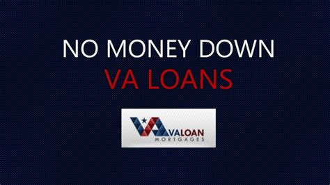 no money down house loan no money down va loans