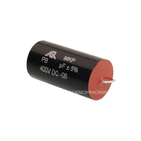 mkp capacitors scr mkp axial capacitor 400v 1 2 181 f 5 audiophonics