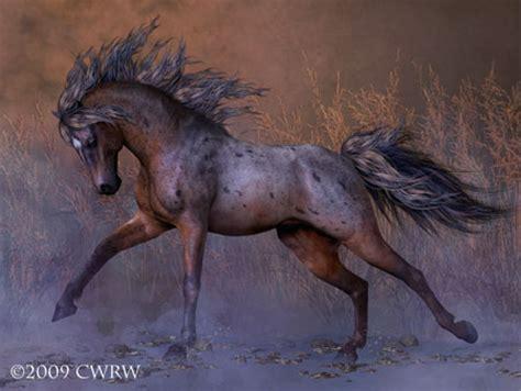 fine art horse prints by cwrw: roanoake