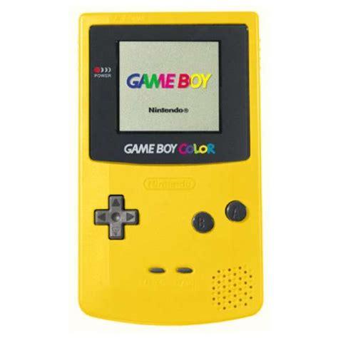 nintendo gameboy color nintendo boy color console c grade pre owned