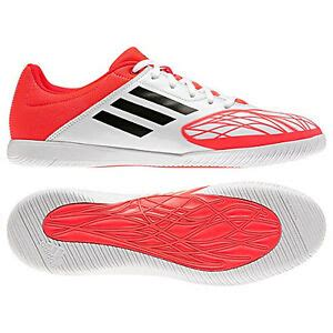 adidas sk free football indoor 2013 soccer shoes brand new white coral pink ebay
