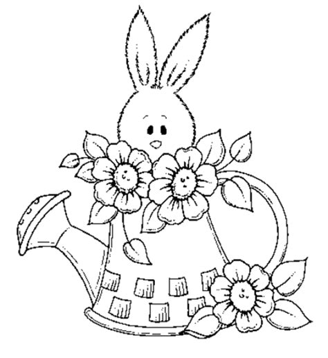 spring bunny coloring page easter bunny coloring pages coloring lab