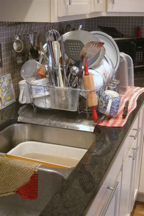 how to wash dishes without a sink thrift at home water usage math for washing dishes by