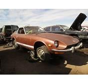 Junkyard Find 1973 Datsun 240Z  The Truth About Cars
