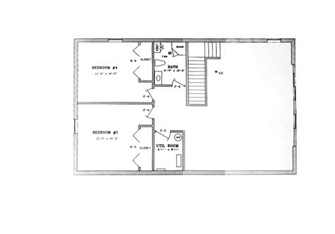 basement plans walkout basement lofty mountain homes