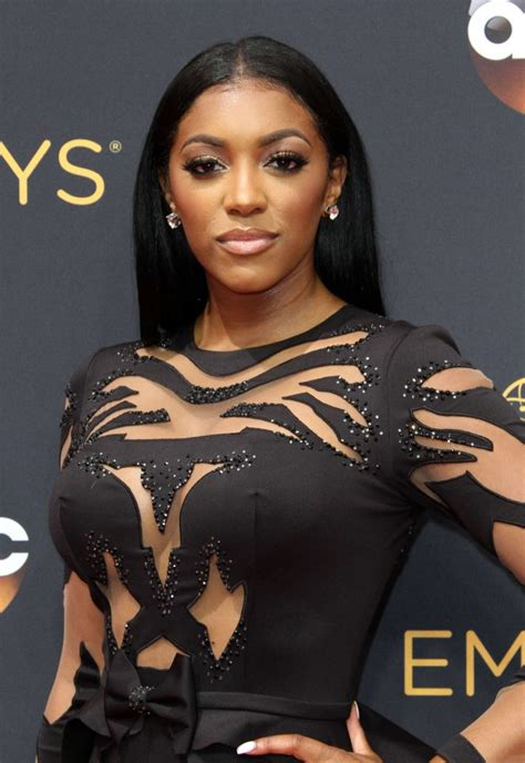 porsha williams 2016 porsha williams 2016 emmy awards in los angeles