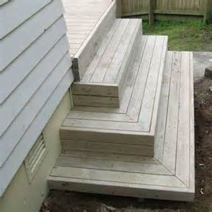 Patio Stairs Design Best Deck Stair Design All Images Content Are Copyright Deckreation 2011 Deck Railings