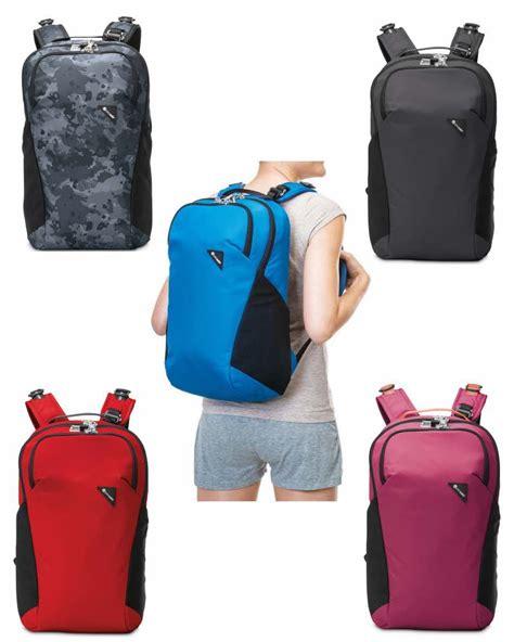 Pacsafe Vibe pacsafe vibe 20 anti theft 20l backpack by pacsafe vibe
