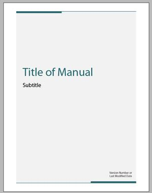indesign template user manual indesign template of the month manual indesignsecrets