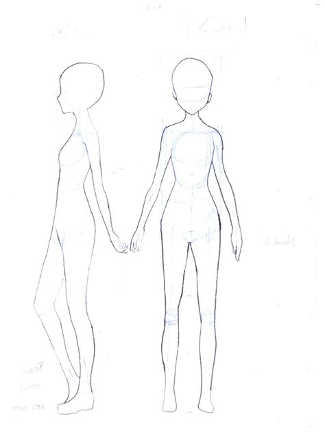 the gallery for gt anime boy body template