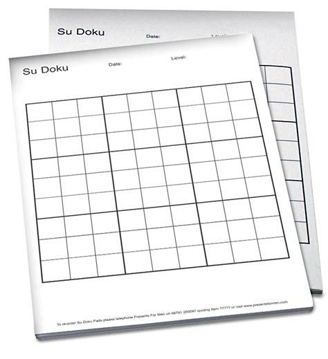 sudoku printable a4 sudoku blank grid tire driveeasy co