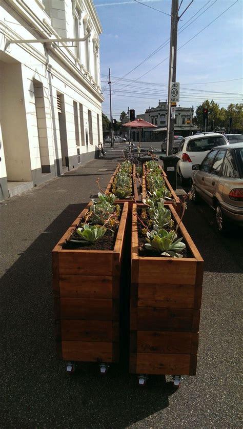 restaurant patio planters 20 best storefront design partitions images on