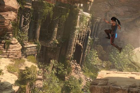 rise of the tomb raider details emerge pc gamer rise of the tomb raider pc release date revealed 4k