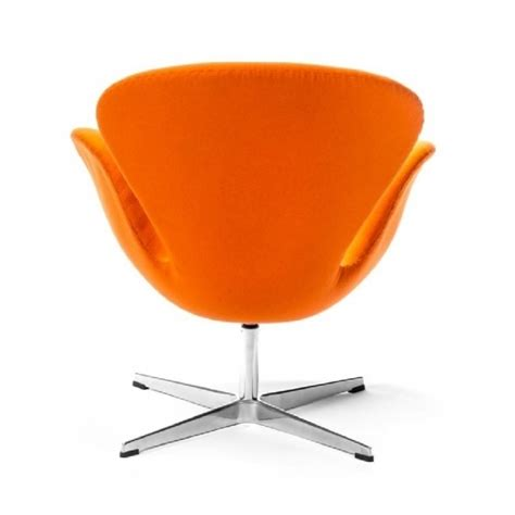 orange chairs living room orange swivel chair for living room home design furniture