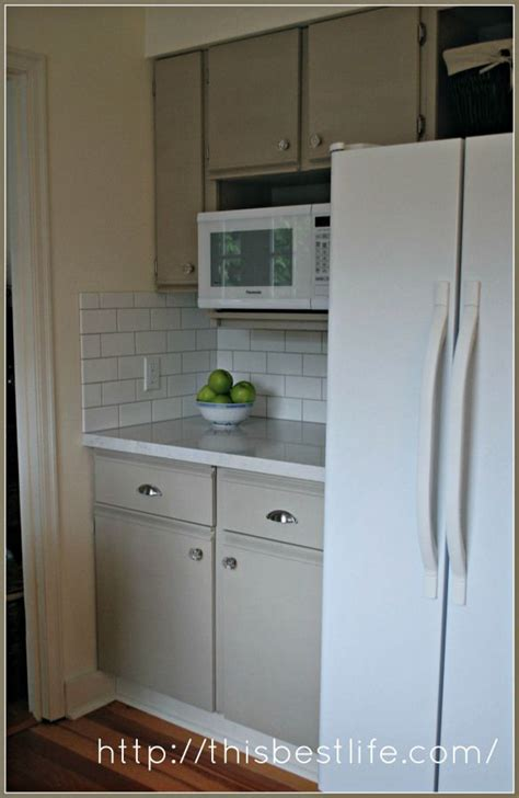 chalk paint on melamine 17 best images about help my 90 s kitchen on