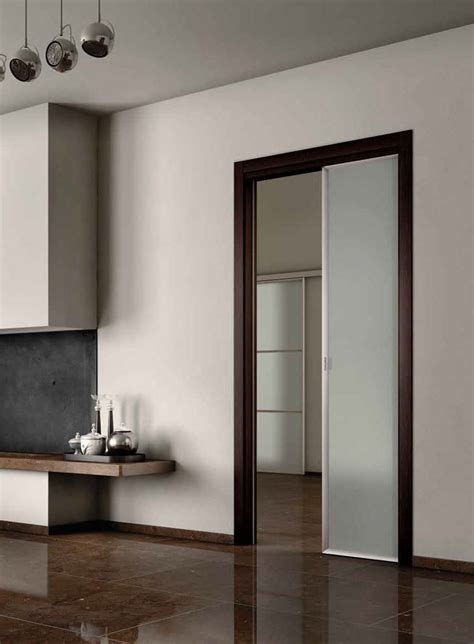 Sliding Pocket Doors Interior The Pocket Door Materials For Design
