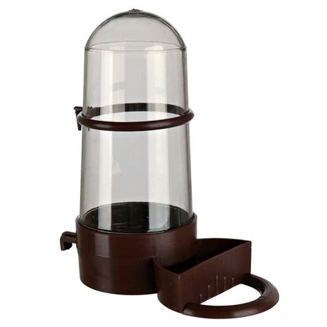 trixie water and feed dispenser for birds scot petshop