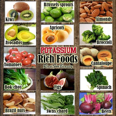 vegetables rich in potassium 5 nutrients to lower your blood pressure drjockers