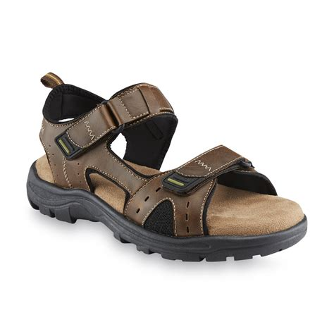 sandals mens thom mcan s holden brown sport sandal clothing