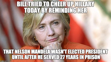 Meme Nelson - hillary disgusted imgflip