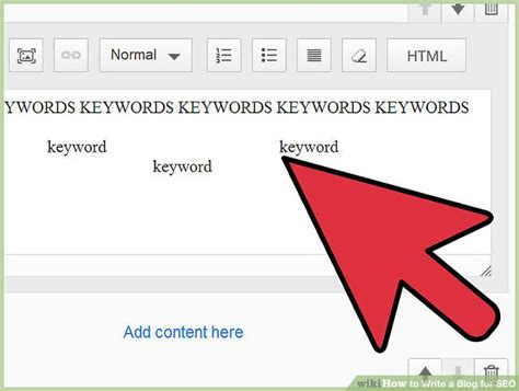 Write 4 Manual Seo how to write a for seo 6 steps with pictures wikihow