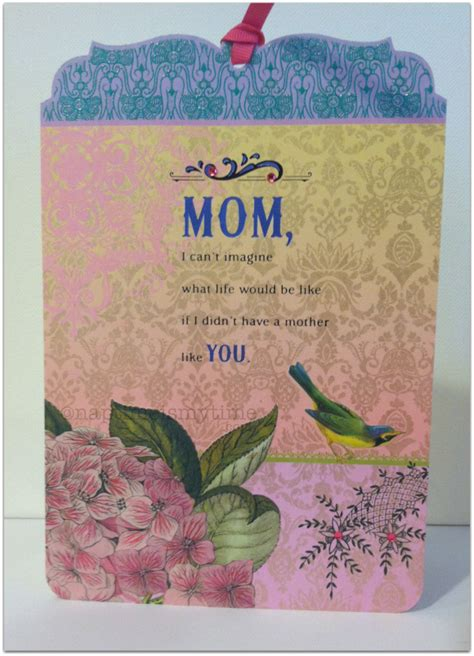 Hallmark Insights Gift Cards - see how naptimeismytime gives birthdaysmiles to her mom cbias shop