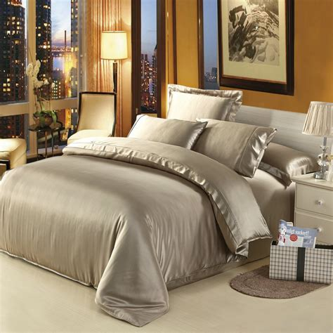 super king size coverlet 100 mulberry silk bedding set 19 mm seamless super king