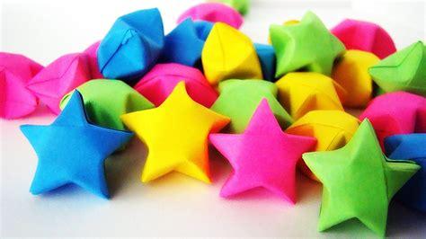 youtube membuat origami bintang cara buat bintang kertas origami star youtube