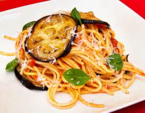 Recipes For Main Dishes - pasta alla norma lemon squeezy
