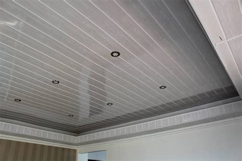 Pvc Ceiling Panels by Don T Time To Paint Try Pvc Ceilings And Wall Panels