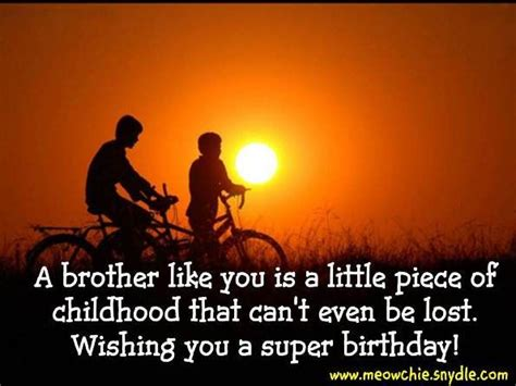 Happy Birthday Bro Quotes Gallery Happy Birthday Little Brother Quotes Tumblr