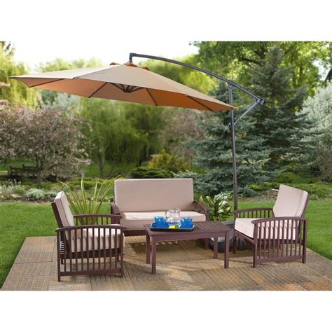 Patio Sets With Umbrellas Furniture Big Lots Outdoor Patio Furniture Sets Outdoor Furniture Big Patio Table Chairs