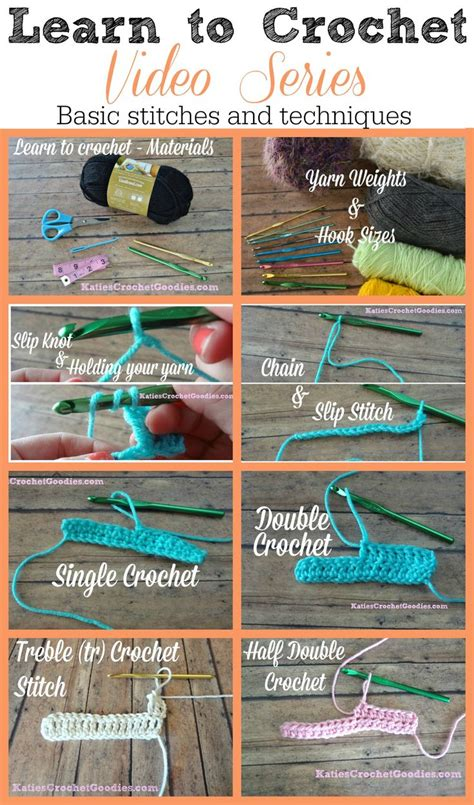 crochet for beginners round up of ideas and how to s