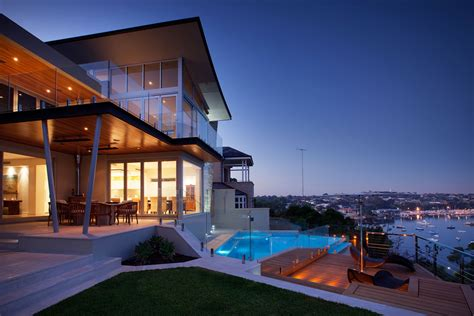 stunning house with pool and view stunning outdoor living area bicton house in perth australia
