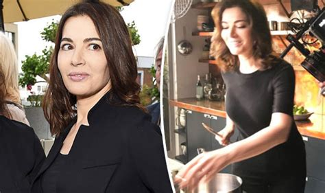 Is Losing Weight And Fans by Nigella Lawson Shocks Fans As She Shows Dramatic