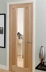 Interior Door Handles For Homes kilburn oak pre glazed interior door