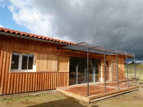 chambre des m騁iers et de l artisanat pau maison individuelle 224 ossature bois 224 encausse les thermes