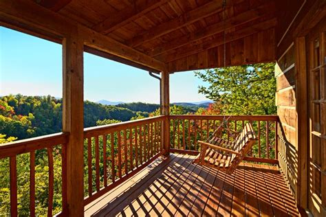 Rentals In View 5 Cabin Rental In Pigeon Forge Area Amazing View