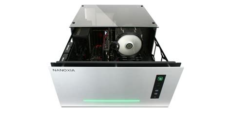 Pc Schublade by Project S Nanoxias Teuerstes Geh 228 Use Mit Mainboard Schublade