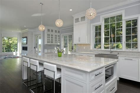 Kitchen Island Pendant Light 57 luxury kitchen island designs pictures designing idea
