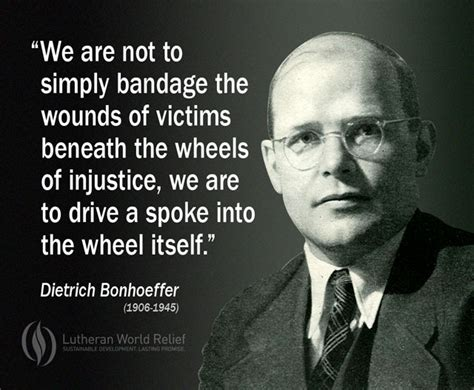 Dietrich Bonhoeffer Quotes dietrich bonhoeffer quotes quotesgram