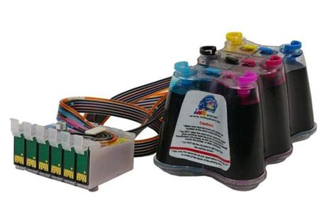 Cartridge Ciss Epson R230 continuous ink supply system for epson r230