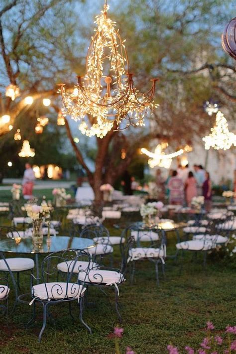 40 and whimsical wedding lighting ideas deer pearl flowers