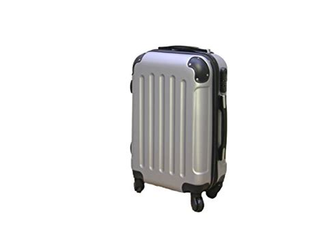 valise bagage cabine 50cm trolley abs ultra l 233 ger 4