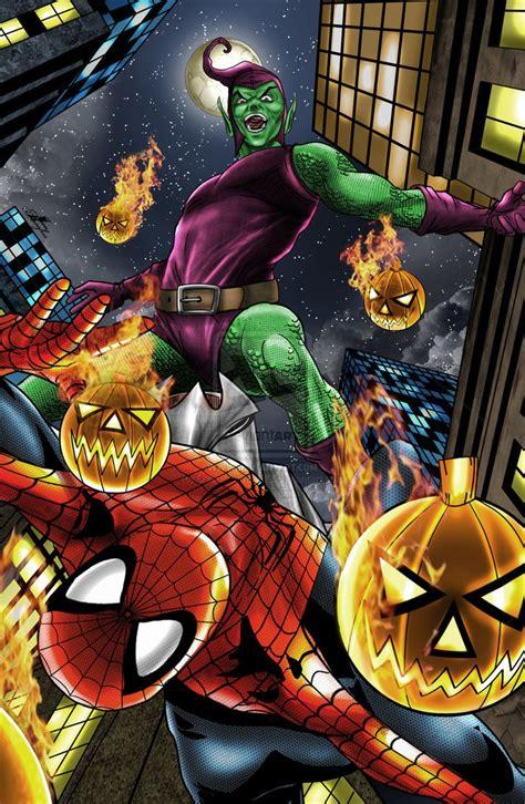 goblin batman film spiderman vs green goblin spider verse pinterest
