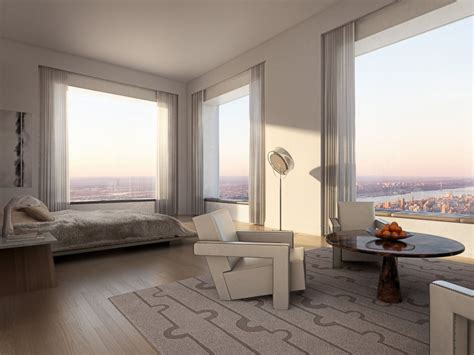 park avenue apartment inside the tallest residential building in the western