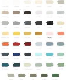 fusion paint colors 25 best ideas about cottage paint colors on