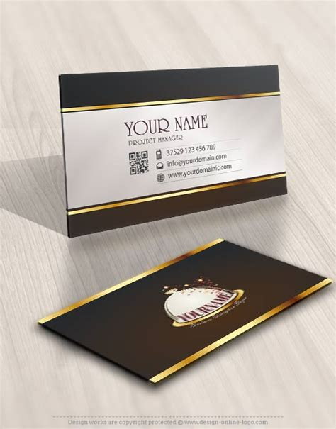 Restaurant Business Card Template Free by Exclusive Logo Design Restaurant Logo Images Free