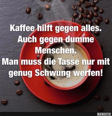 kaffee lustige bilder sprueche witze echt lustig